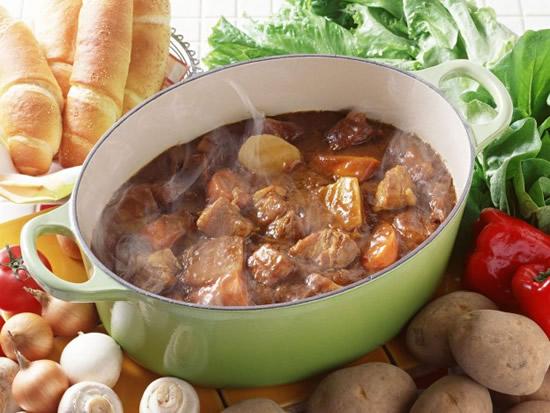 Spezzatino (estofado de carne – Cocina italiana)