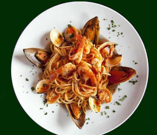Spaghetti alla Scogliera