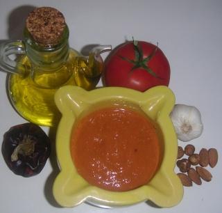 Salsa Romesco (Cocina española)