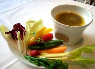 Bagna Cauda (Cocina Italiana)
