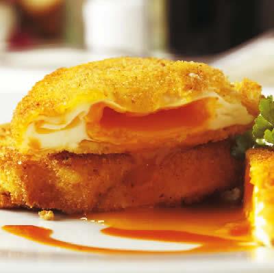 Huevos Carlistas (Cocina Navarra)