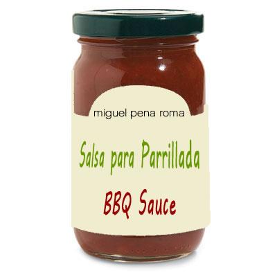 Salsa para parrillada (BBQ Sauce)