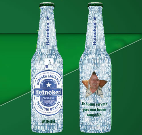 Your Heineken Facebook