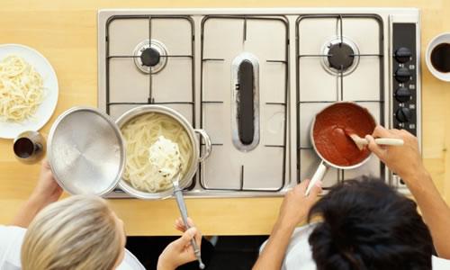 Organizar la cocina – Tiempo y calidad