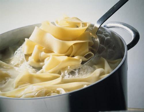 Cocinar la pasta correctamente