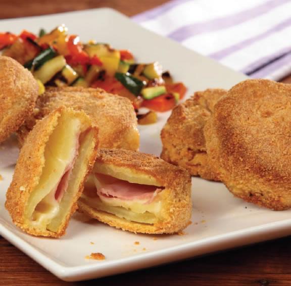 Sándwich de patata