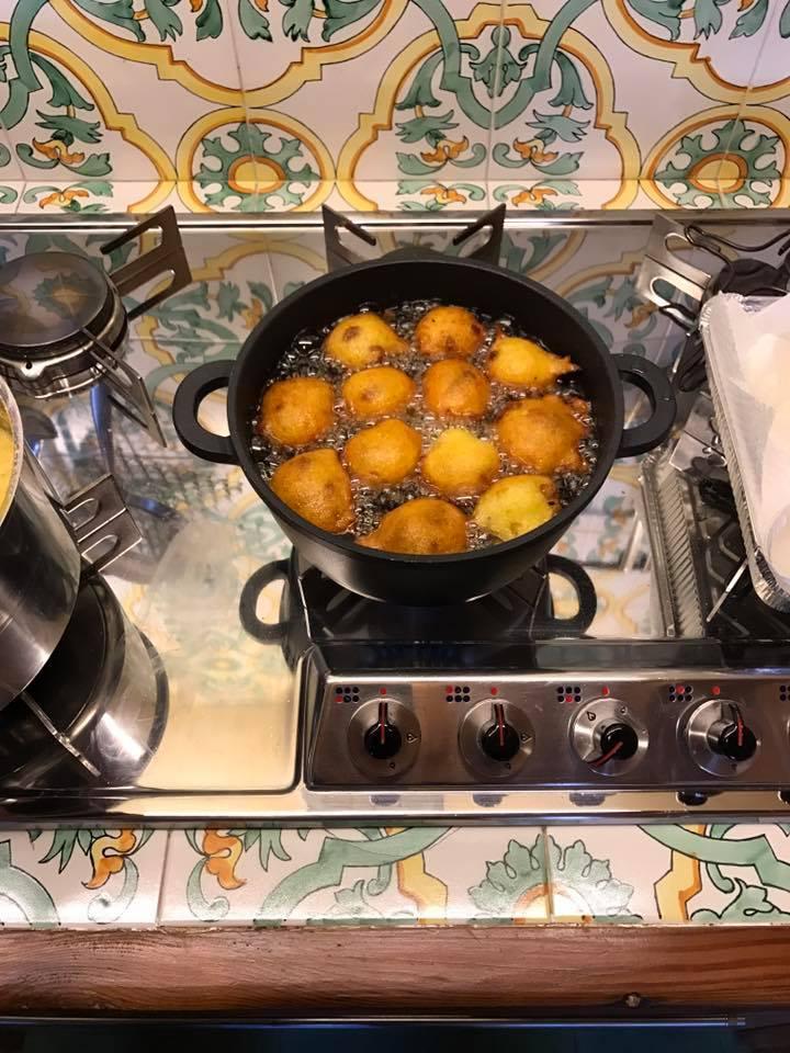 Buñuelos de Franca (Cocina italiana – Carnaval)