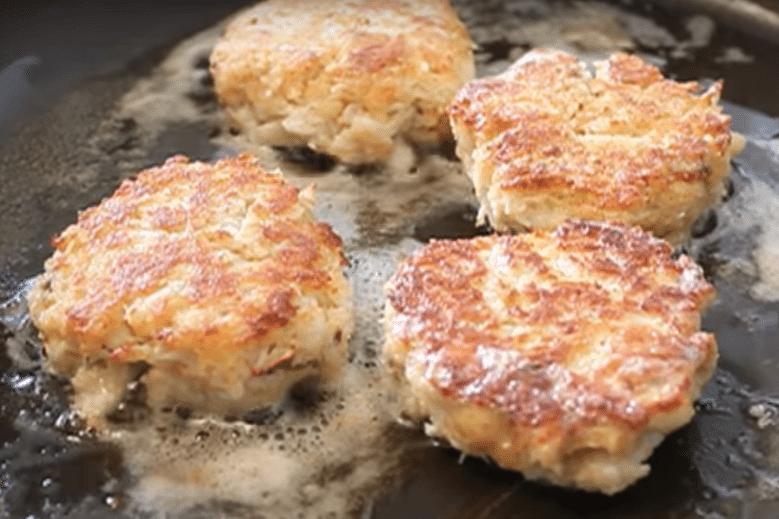 Pasteles de cangrejo (Crab Cake – Cocina Americana)